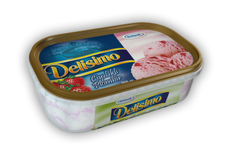 DELISIMO | STRAWBERRY FLAVOUR PLOMBIERE | TRAYS