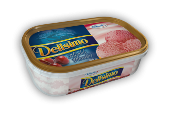 DELISIMO | CHERRY FLAVOUR PLOMBIERE | TRAYS