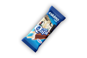 QOŞA QAPI | VANILLA FLAVOUR CREAM WITH A CHOCOLATE FLAVOUR COATING | ESKIMO